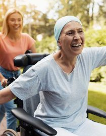 Tips for Living a Healthy Life With Ovarian Cancer