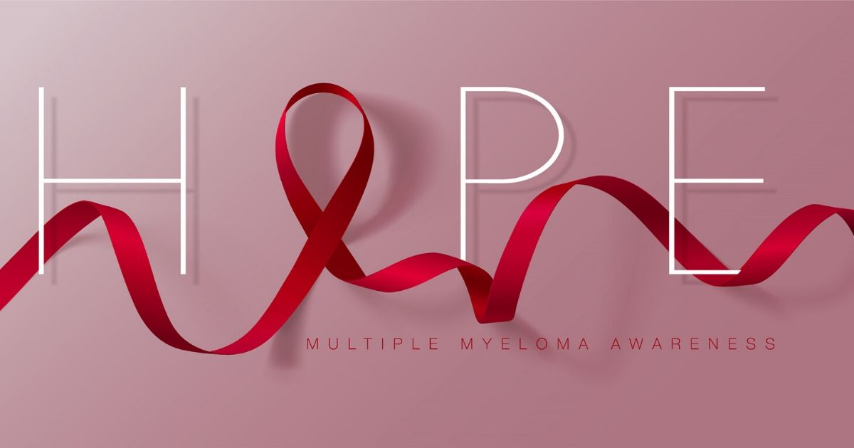 multiple myeloma cancer awareness ribbon